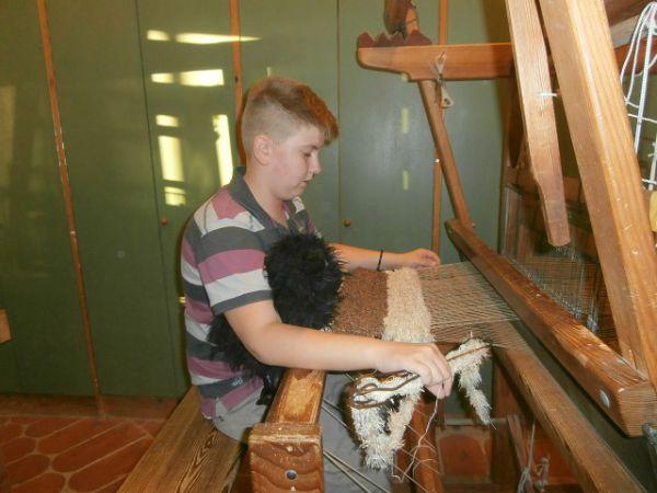 Kreativtage 4A  Neue Musikmittelschule Grödig